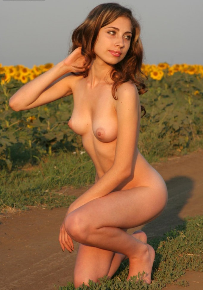 naked russian girl