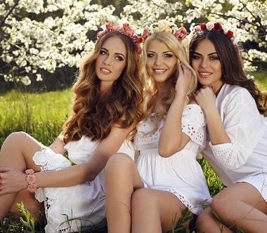 real Russian brides