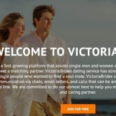 review of victoriabrides.com