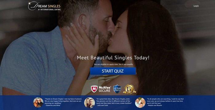 dream singles app